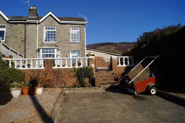 Thumbnail Semi-detached house for sale in Allen Street, Mountain Ash