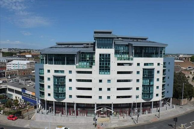Serviced office to let in The Crescent, Plymouth