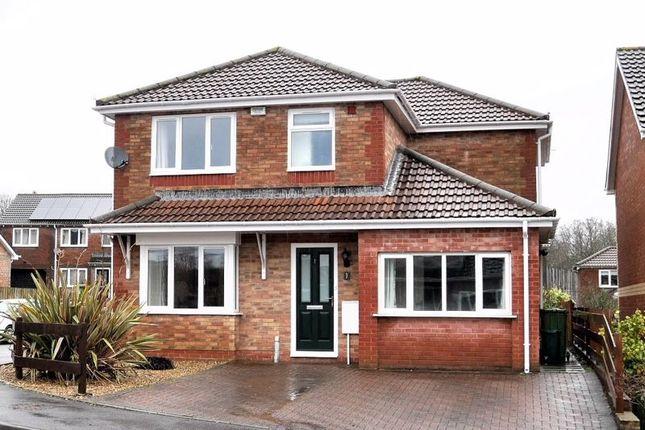 Thumbnail Detached house for sale in Clos Collwyn, Rowan Gardens, Llantwit Fardre