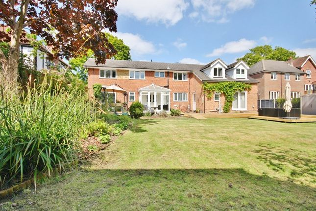 Thumbnail Detached house for sale in Church Road, Locks Heath, Southampton