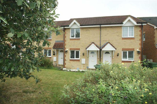 Thumbnail Terraced house to rent in Halsey Drive, Hemel Hempstead