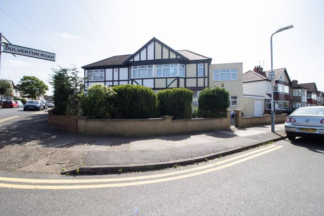 Thumbnail Semi-detached house to rent in Dulverton Road, Ruislip