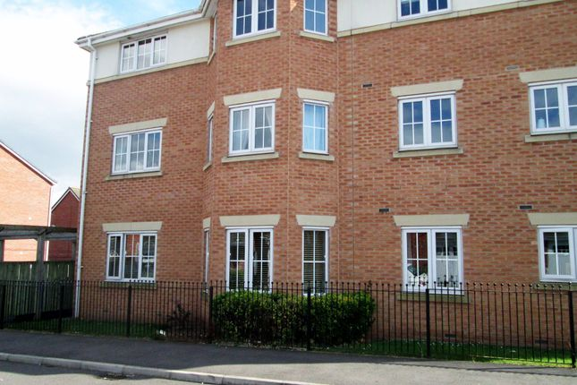 Thumbnail Flat to rent in Sulis Gardens, Worksop