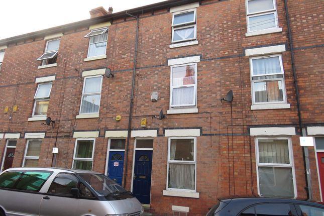 4 bed terraced house for sale in Osborne Street, Radford, Nottingham