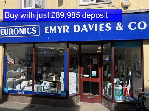 Thumbnail Retail premises for sale in High Street, Bangor