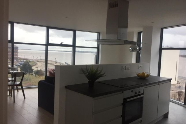 Flat for sale in Riverside Drive, Liverpool