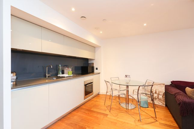 Kitchen of The View, City Lofts, 7 St. Pauls Square S1