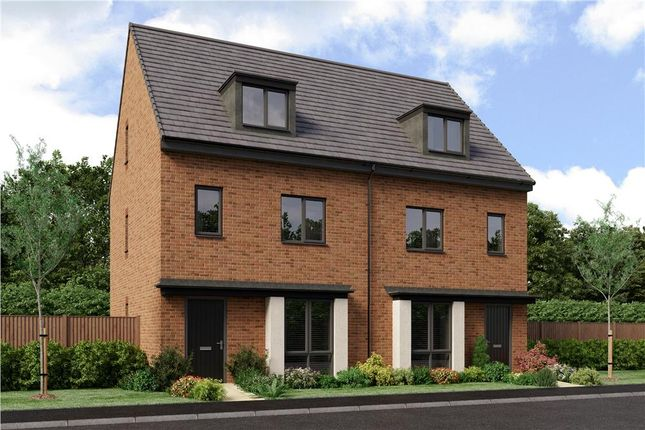 """Thumbnail Town house for sale in """"The Rolland"""" at Bristlecone, Sunderland"""