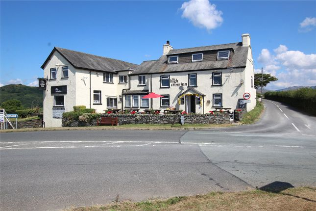 Thumbnail End terrace house for sale in High Cross Inn, Broughton In-Furness, Cumbria