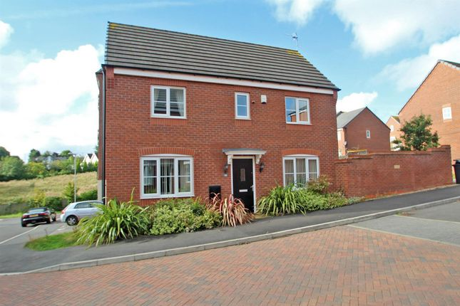 3 bed detached house for sale in Bailey Drive, Mapperley, Nottingham