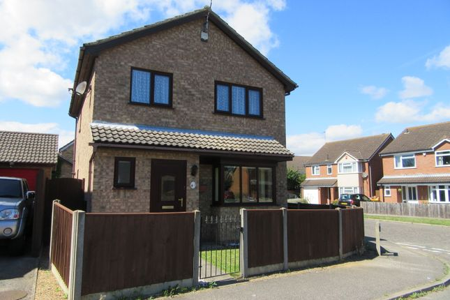 Thumbnail Detached house to rent in Ridgeville, Carlton Colville, Lowestoft