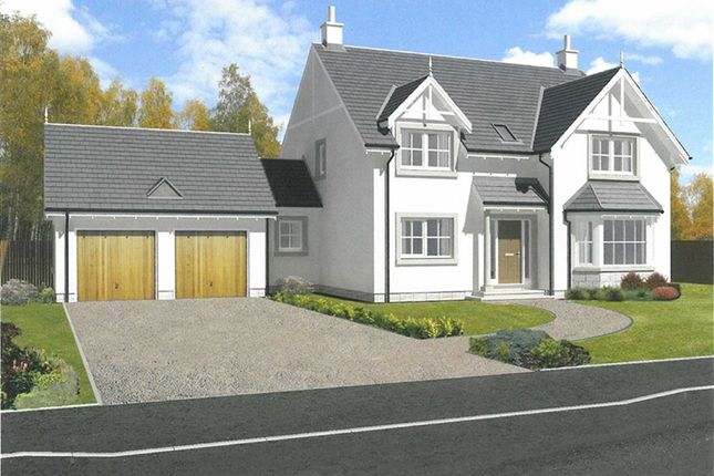 Thumbnail Detached house for sale in New Builds, Fasaich, Strath