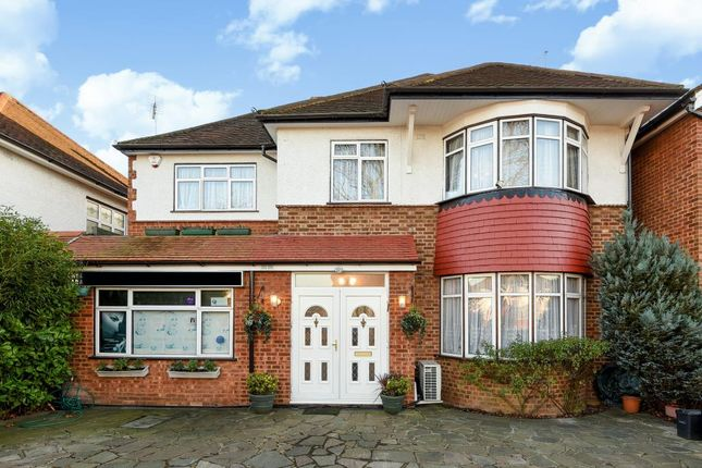 Thumbnail Detached house for sale in Edgware HA8,