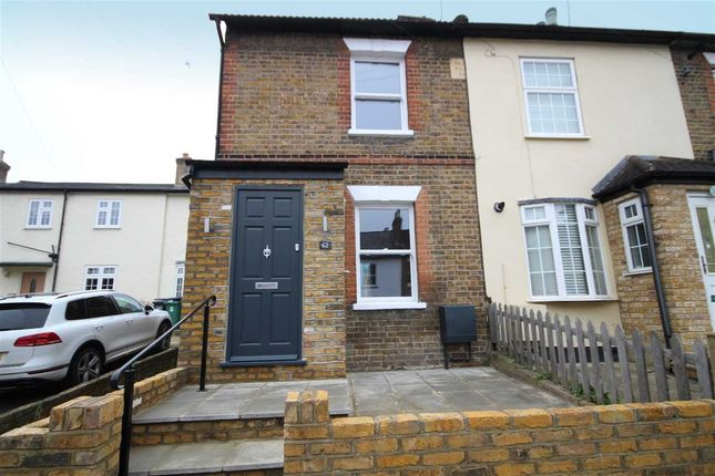 Thumbnail Property for sale in Villiers Road, Oxhey Village WD19.