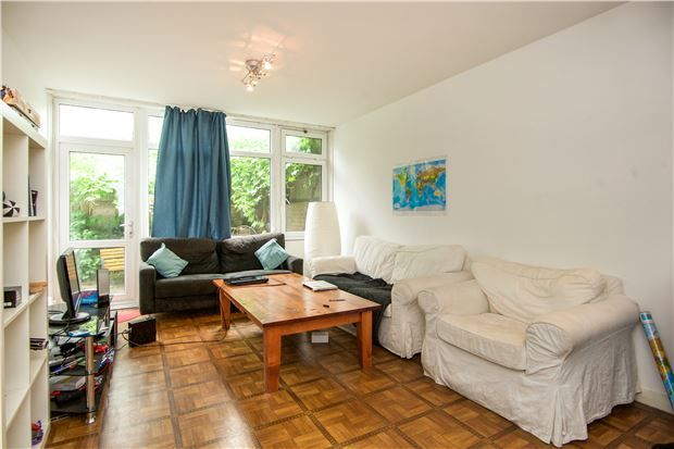 Thumbnail Flat for sale in Fenner Square, Clapham Junction, London