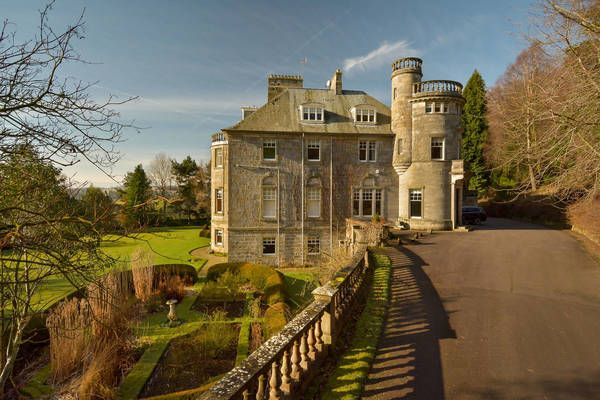 Thumbnail Country house for sale in Blebo Road, Cupar