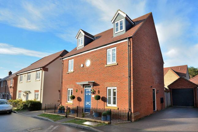 Thumbnail Detached house for sale in Temple Crescent, Oxley Park, Milton Keynes