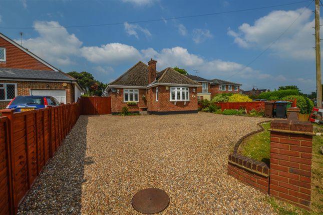 Thumbnail Detached bungalow for sale in Mount Pleasant Lane, Bricket Wood, St. Albans