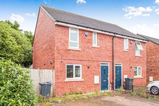 Thumbnail Semi-detached house to rent in Fieldhead Crescent, Birstall, Batley