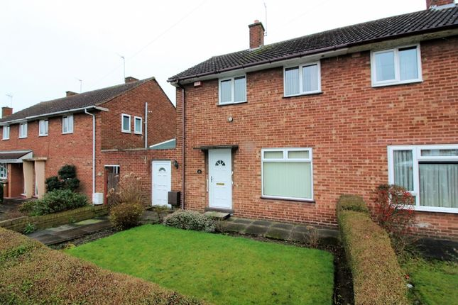 Thumbnail Semi-detached house for sale in Shepherd Drive, Willenhall