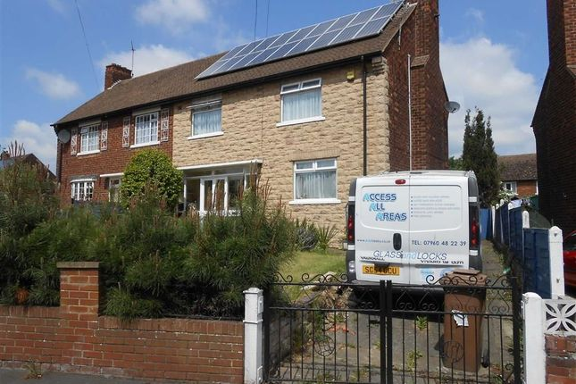 Thumbnail Semi-detached house for sale in Lincoln Gardens, Scunthorpe, North Lincolnshire