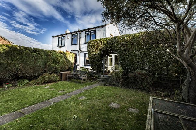 Thumbnail Detached house for sale in Wellhouse Lane, Mirfield, West Yorkshire