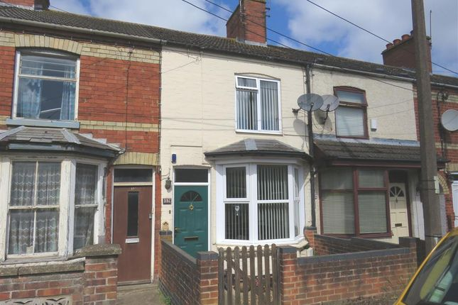 Thumbnail Terraced house for sale in Rushden Road, Wymington, Rushden