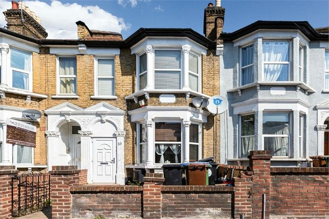 Thumbnail Flat for sale in Grove Road, Walthamtow, London