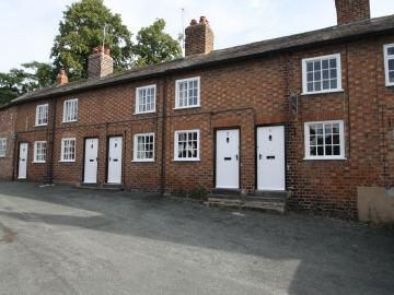 Thumbnail Cottage to rent in Church Bank, Tattenhall