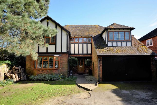 Thumbnail Detached house for sale in Laindon Road, Billericay