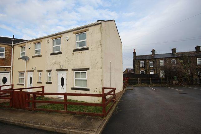 Thumbnail End terrace house to rent in Hodgson Lane, Drighlington