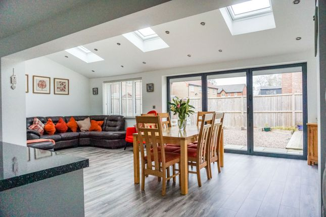 Thumbnail Detached house for sale in Hathaway Close, Preston