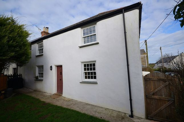 Thumbnail Semi-detached house for sale in Fore Street, Mount Hawke, Truro