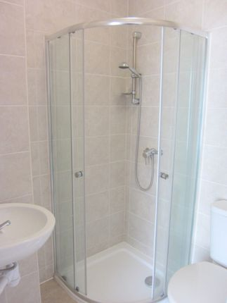 Thumbnail Flat to rent in Percy Street, Derby