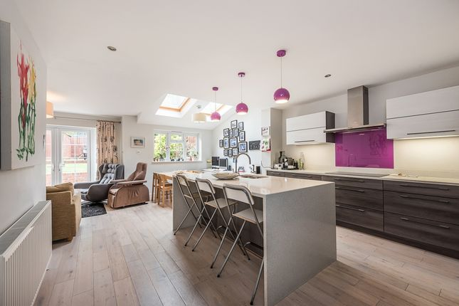 Thumbnail Detached house to rent in Manland Avenue, Harpenden