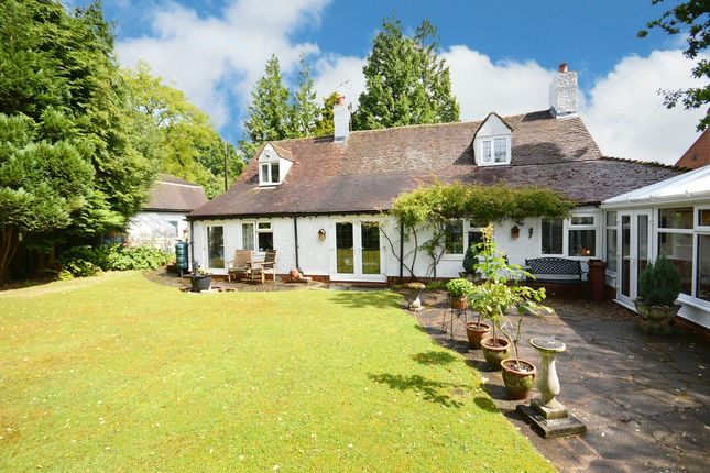 Thumbnail Cottage for sale in Dickens Heath Road, Shirley, Solihull