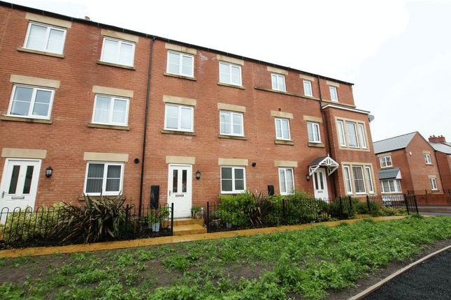 Thumbnail Town house for sale in Montreux Walk, Biddulph, Stoke-On-Trent