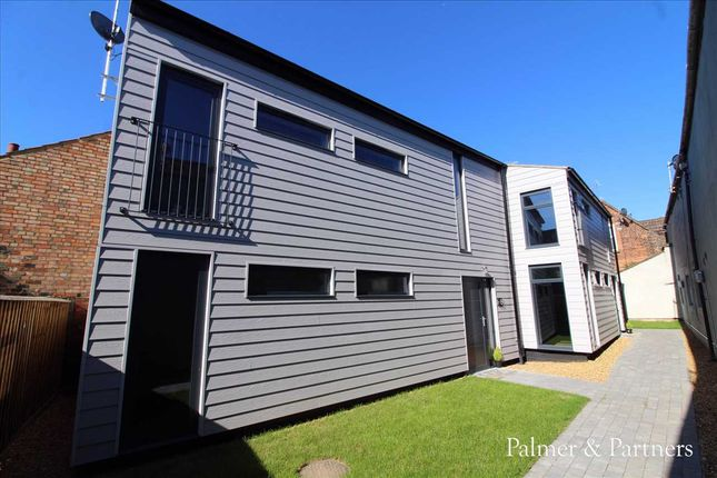 Thumbnail Semi-detached house for sale in Alexander House, 19-23 Fore Street, Ipswich