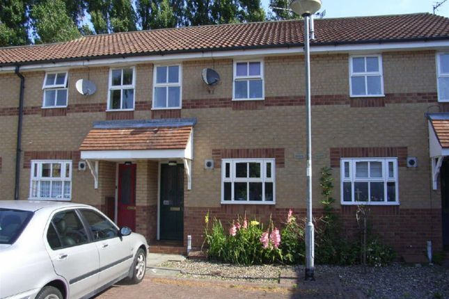 Thumbnail Town house to rent in Blackburn Avenue, Brough
