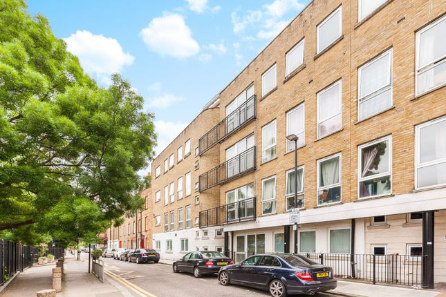 Thumbnail Flat to rent in Bacon Street, Shoreditch