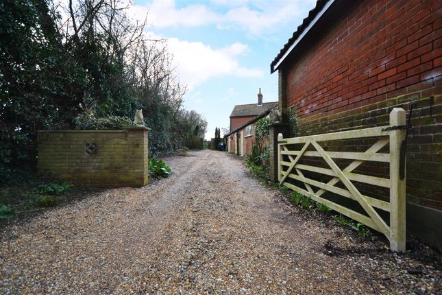 Thumbnail Detached house for sale in Briningham, Norwich