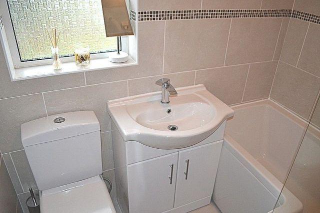 Bathroom of Gloucester Crescent, Delapre, Northampton NN4