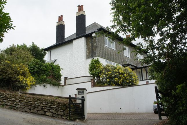 Thumbnail Detached house to rent in Old Falmouth Road, Truro