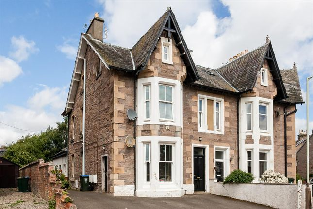 Thumbnail Flat for sale in Queen Street, Craigie, Perth