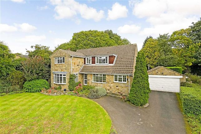 Thumbnail Detached house for sale in Beech Close, Knaresborough, North Yorkshire