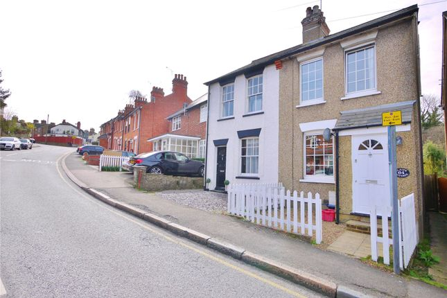 Thumbnail Semi-detached house for sale in Weald Road, Brentwood, Essex