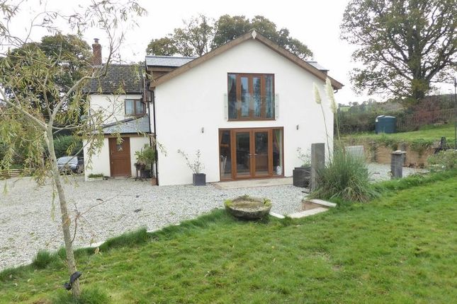Thumbnail Detached house for sale in Spreyton, Crediton