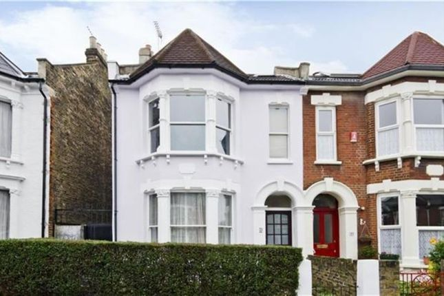 Thumbnail Terraced house to rent in Allerton Road, London