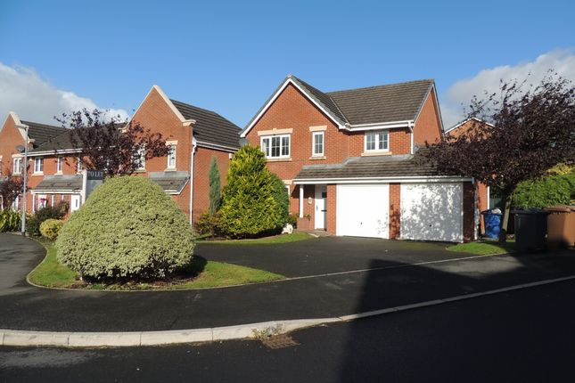 Thumbnail Detached House To Rent In Home Park Drive Buckshaw Village Chorley