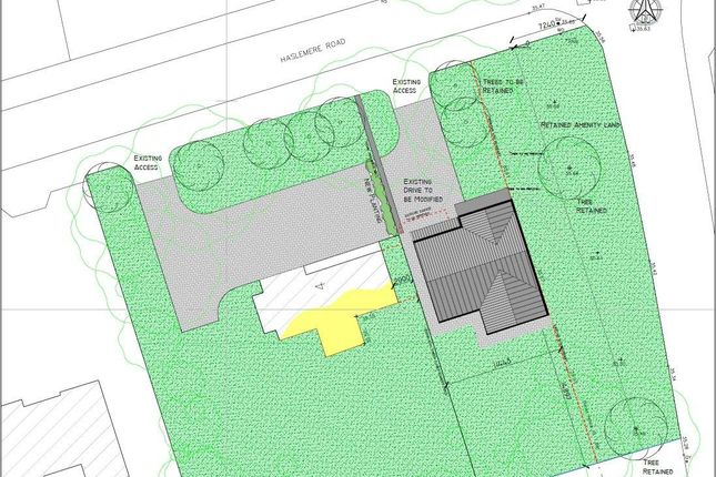 Thumbnail Land for sale in Haslemere Road, Long Eaton, Nottingham